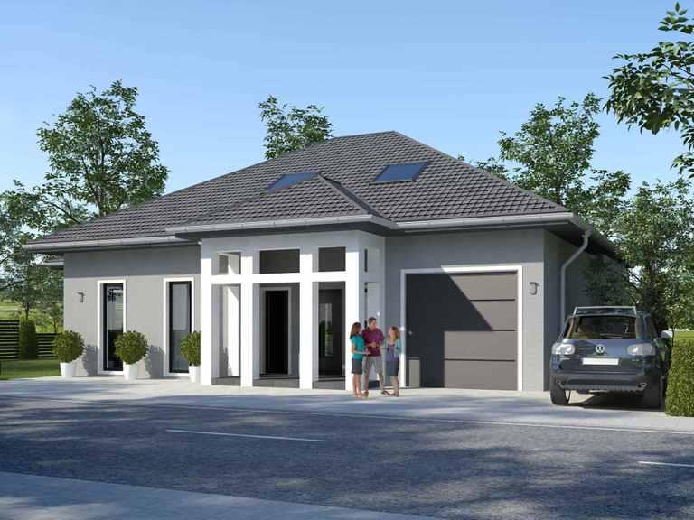 Villa Madrid - ARGISOL-Bausysteme