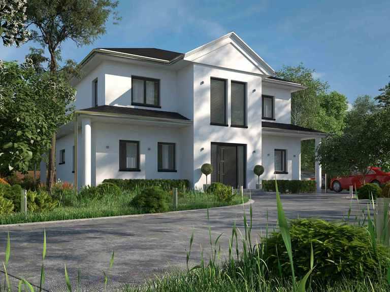 Stadtvilla Sublimis - AUREA Massivhaus