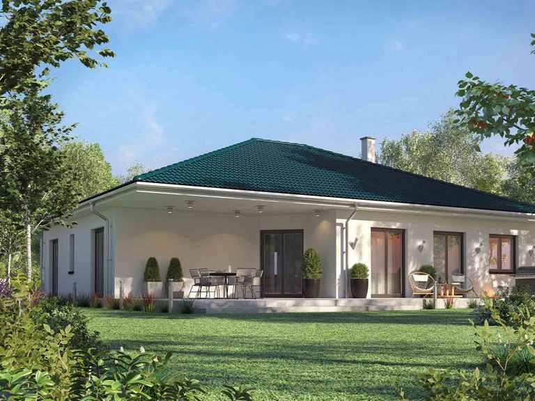 Bungalow Aestas - AUREA Massivhaus