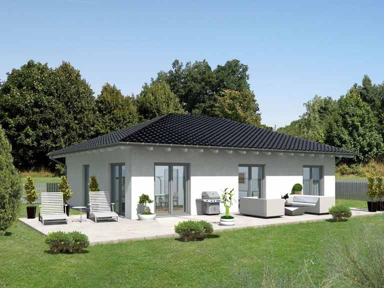 Haus PURE - LINE 1 - Schneider Massivhaus