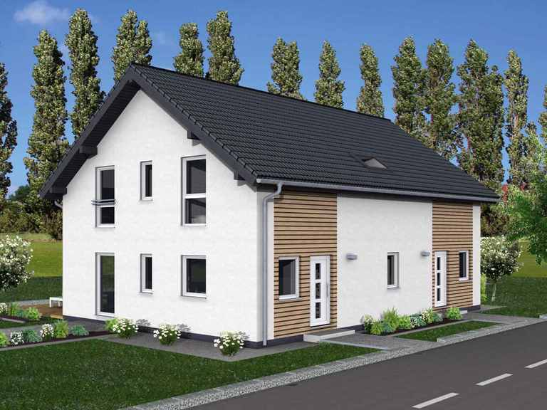 Einfamilienhaus Junto 211 - Fingerhut Haus