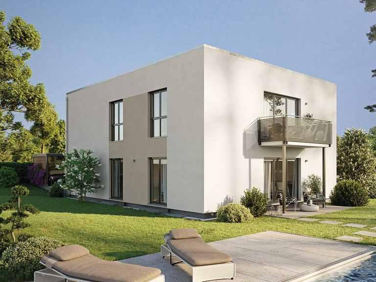 Mehrfamilienhaus LUMIS 200 F - FingerHaus