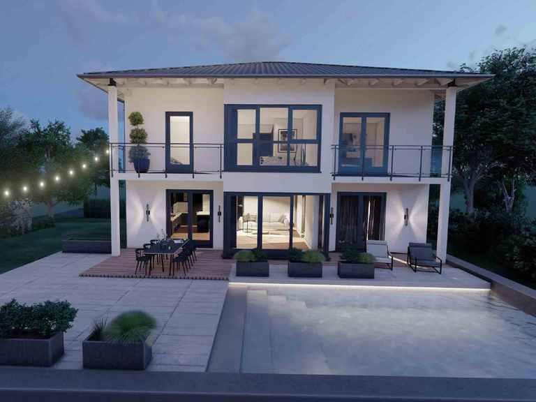 Stadtvilla Remagen 50-012 - Econ Haus