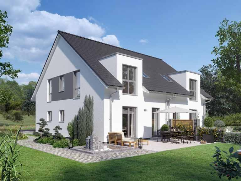 Doppelhaus ProGeneration 119-119/20