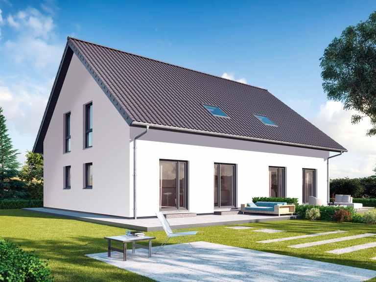 Doppelhaus ProGeneration 119/20