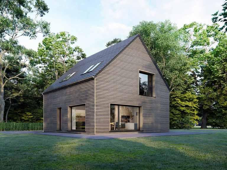 Einfamilienhaus Point 128.1