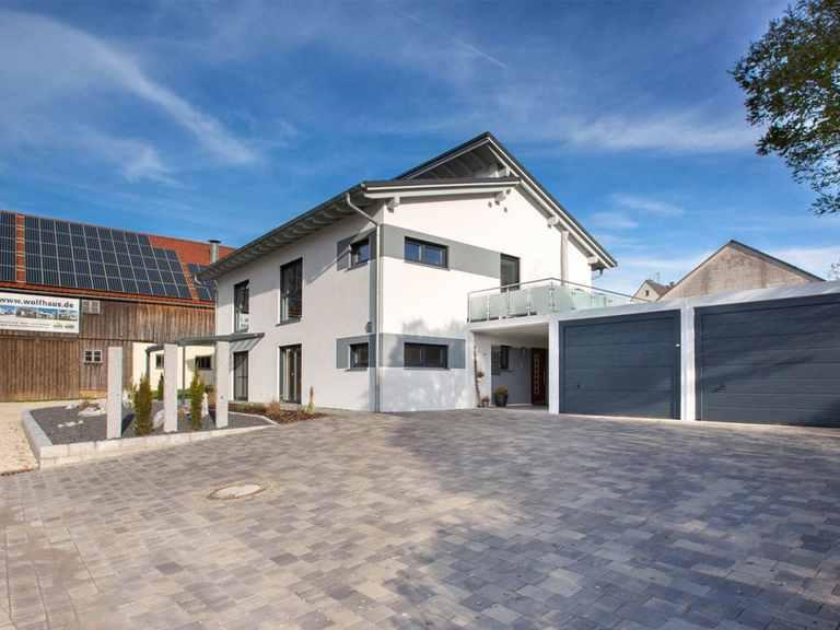 Musterhaus Schnabelwaid - Wolf System GmbH