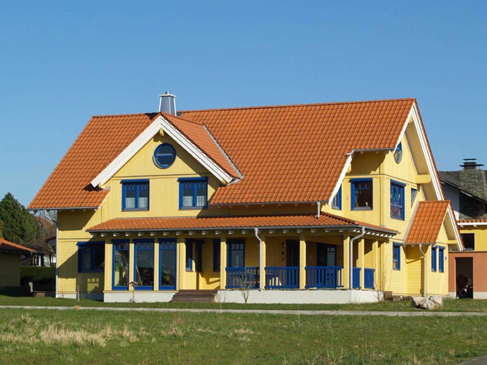 Haus-Idee N05 - Nordisch - Vöma-Bio-Bau   Musterhaus.net