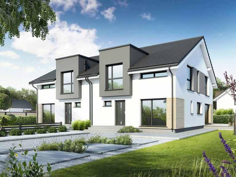 Doppelhaus Partner 157 - Danwood House