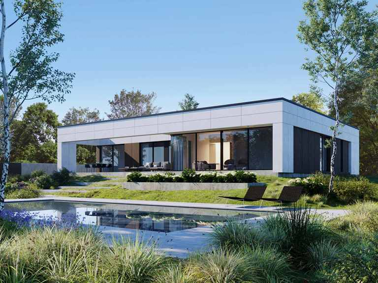 Bungalow Vision 220 - Danwood by Vision