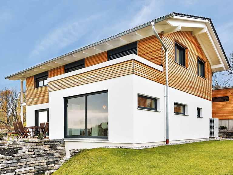 Einfamilienhaus Breitenstein - Regnauer Hausbau