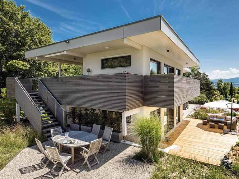 Designerhaus Fabienne - Regnauer Hausbau