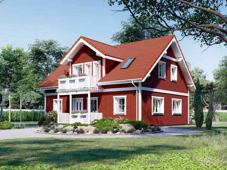 Schwedenhaus Point 154.10 - DAN-WOOD