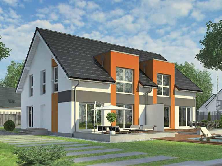 Doppelhaus Partner 128 - Danwood House