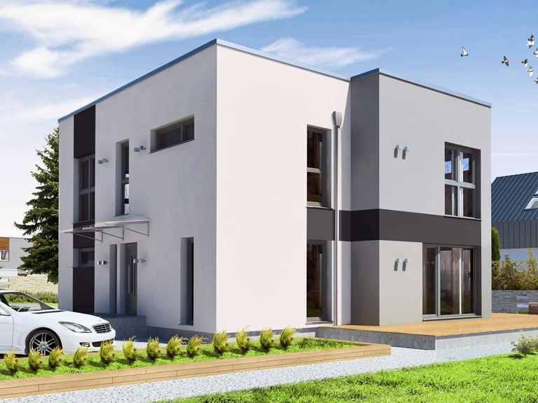 Kubushaus Park 151 Cube - Danwood House