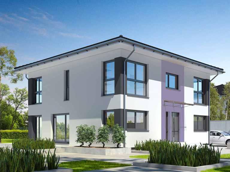 Stadtvilla Park 181W - Danwood House