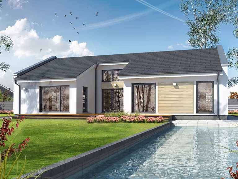 Bungalow Perfect 140 - Danwood House