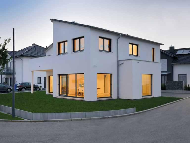 Einfamilienhaus Schöneberg - Fertighaus WEISS