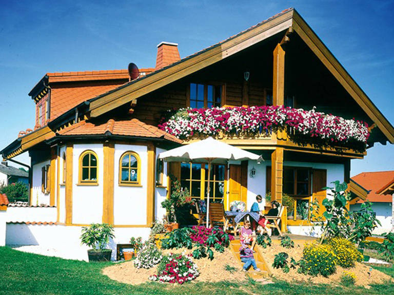 Haus Idee - K01 - Traditionell