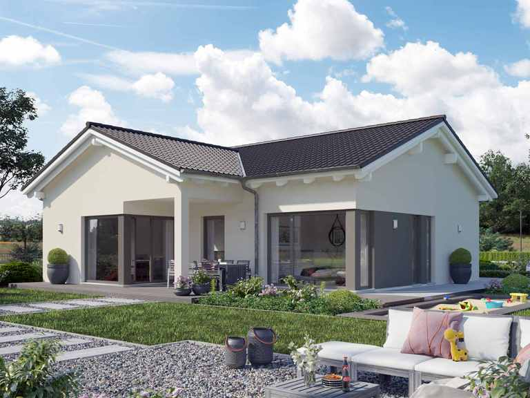 Bungalow SOLUTION 82 V2 - Living Haus