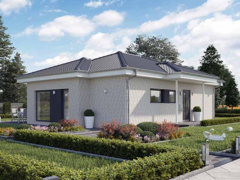 Bungalow SOLUTION 82 V3 - Living Haus