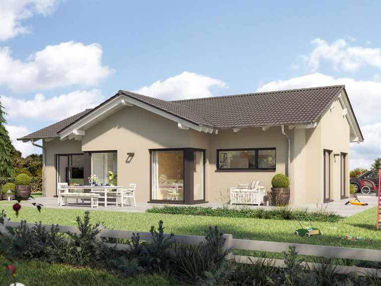 Bungalow SOLUTION 101 V2 - Living Haus