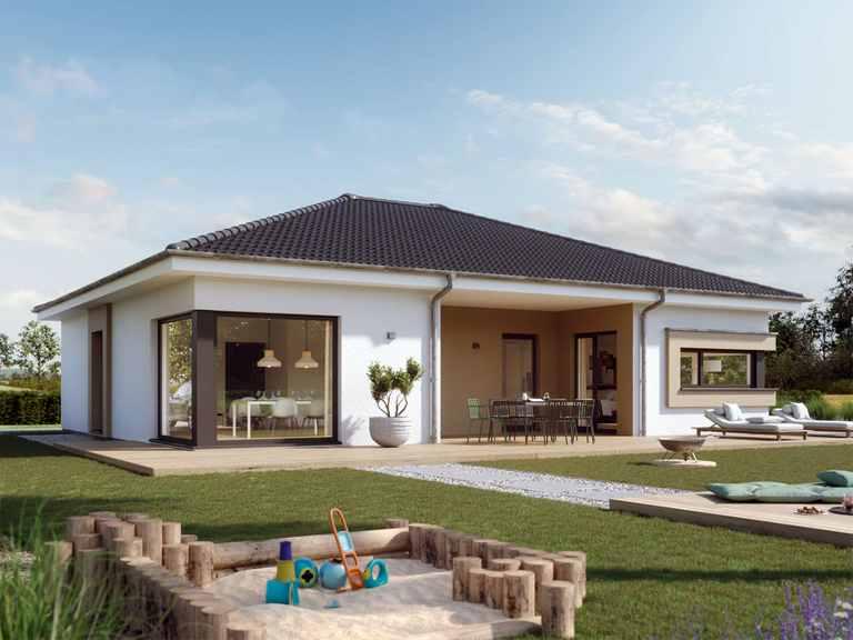 Bungalow SOLUTION 101 V3 - Living Haus