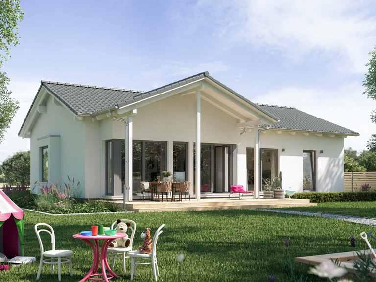 Bungalow SOLUTION 110 V2 - Living Haus