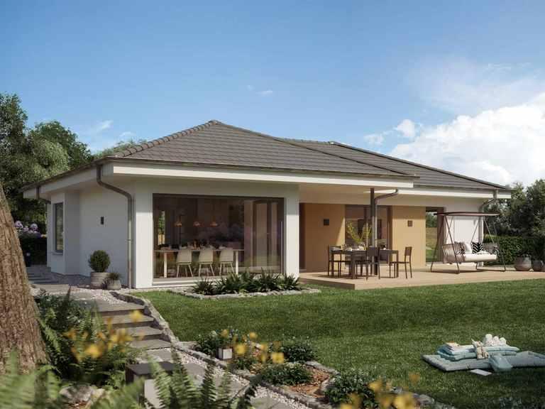 Bungalow SOLUTION 110 V3 - Living Haus