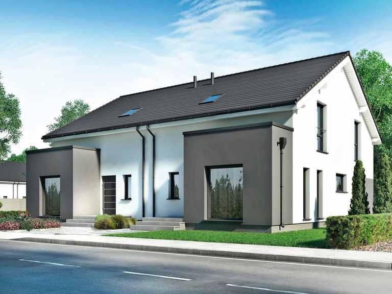 Doppelhaus Partner 132 - Danwood House