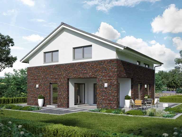 Einfamilienhaus Eibenallee V1 - Gussek Haus