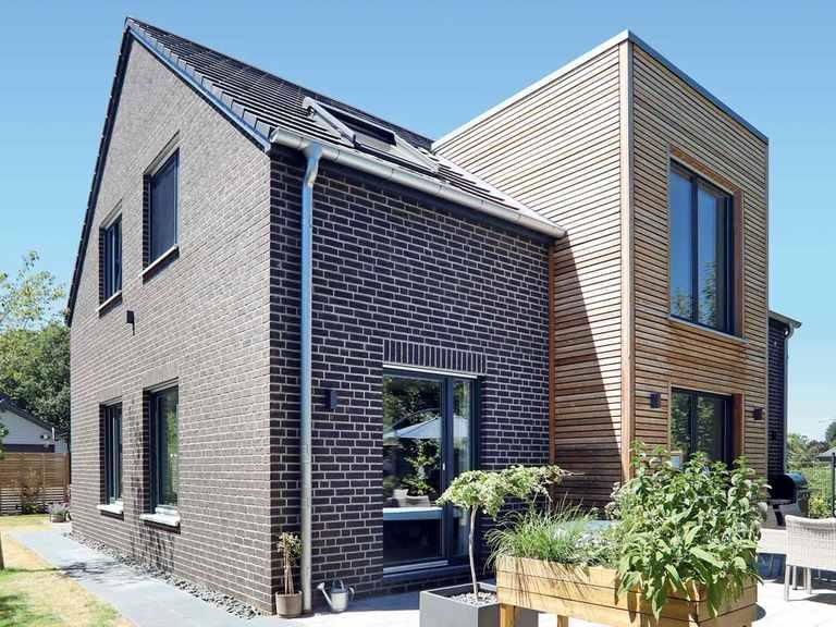 Einfamilienhaus Erlenbrunn - Gussek Haus