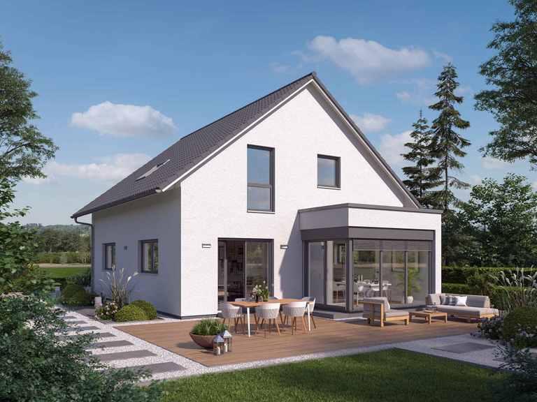 Einfamilienhaus Feigenallee - Gussek Haus