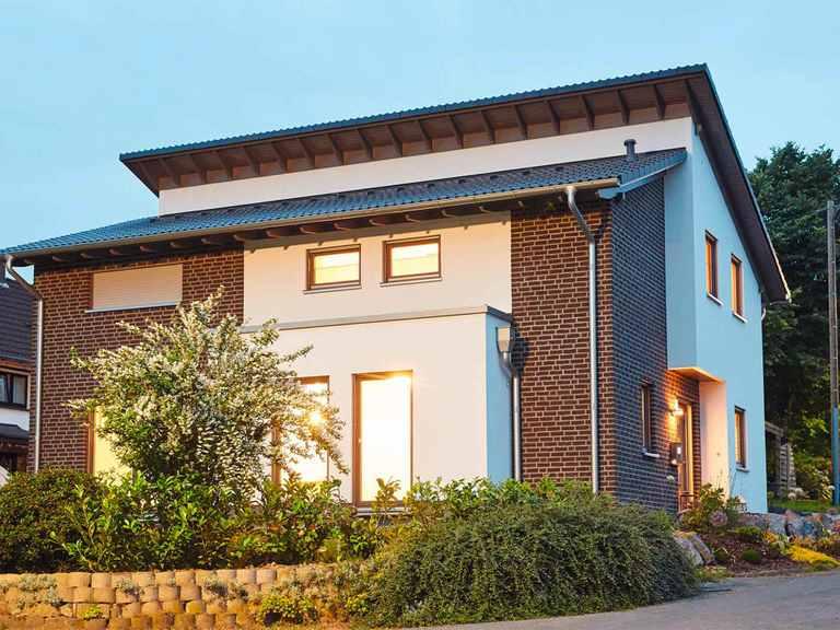 Pultdachhaus Finkenberg - Gussek Haus