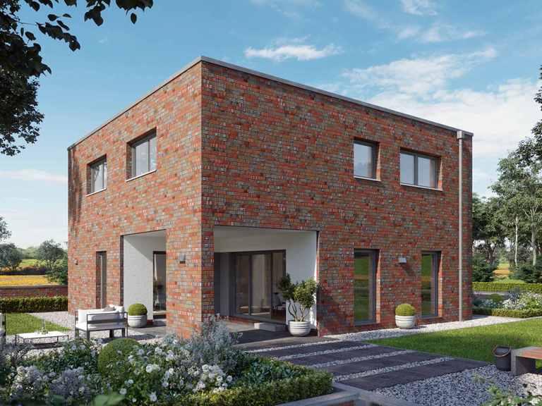 Kubushaus Mercato - Gussek Haus