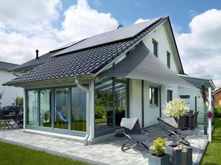 Einfamilienhaus Sonnenhügel - Gussek Haus