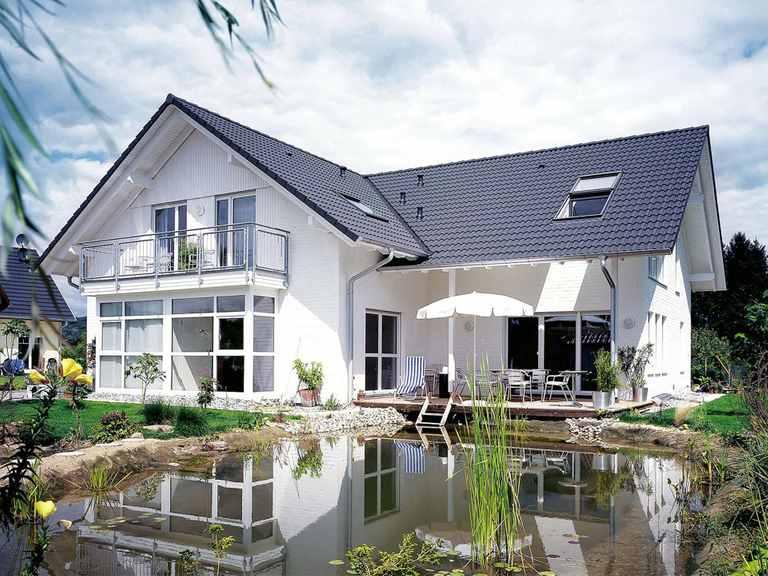 Einfamilienhaus Tessin - Gussek Haus