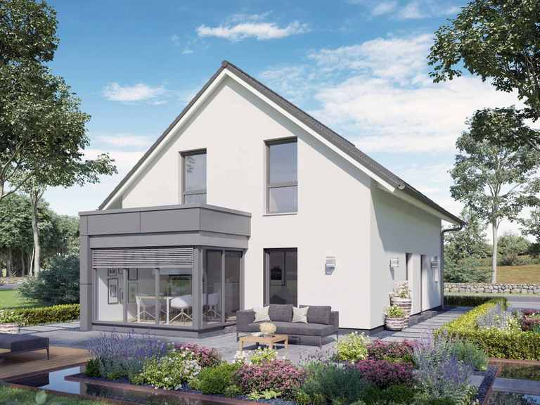 Einfamilienhaus Walnussallee - Gussek Haus