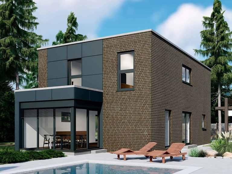 Stadthaus Westlake - Gussek Haus