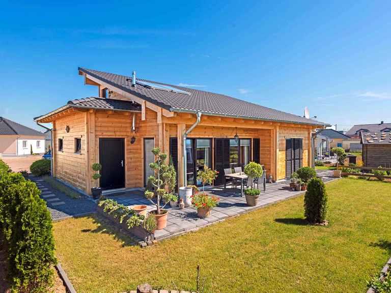 Holzhaus Neffelbach - Fullwood