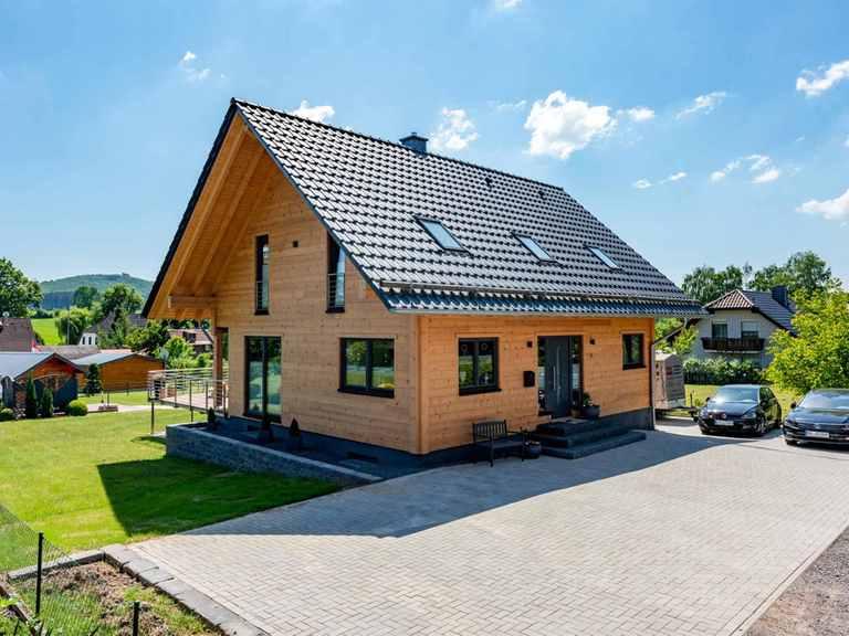 Holzhaus Köterbergblick - Fullwood