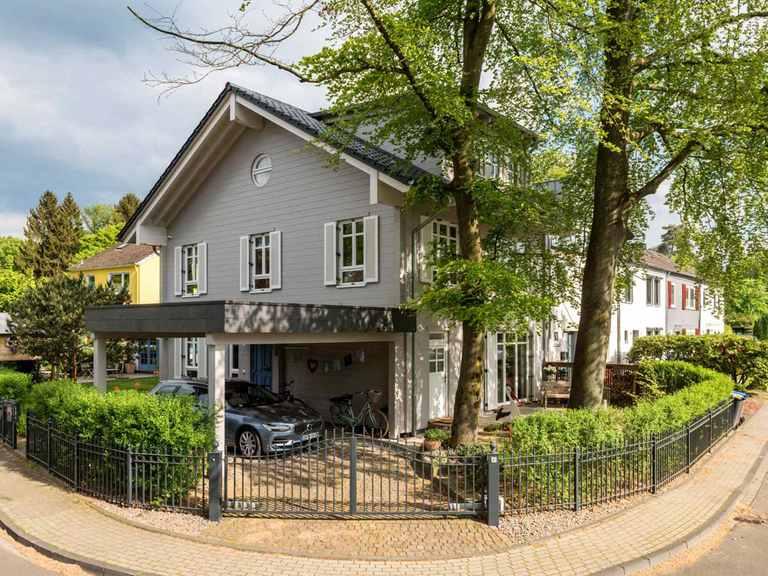 Holzhaus Im Eichenhain - Fullwood