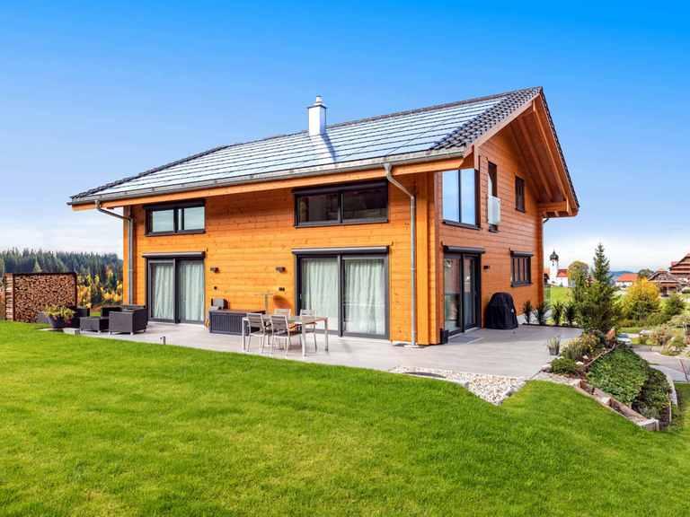 Holzhaus Entlebuch - Fullwood