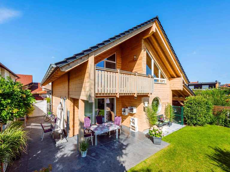 Holzhaus Rheinglück - Fullwood