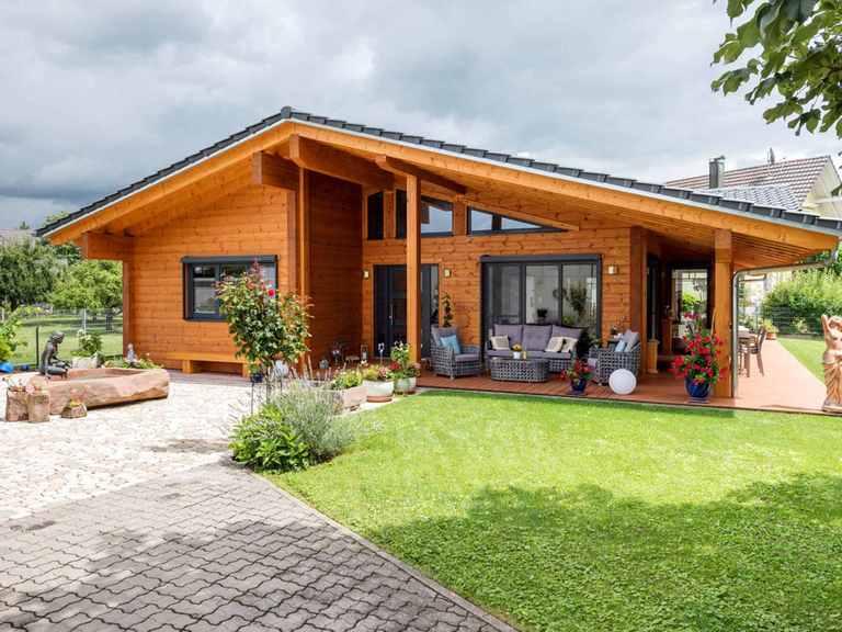 Holzhaus Am Oberrhein - Fullwood