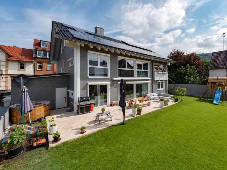 Holzhaus Heidelberg mit Einliegerwohnung - Fullwood
