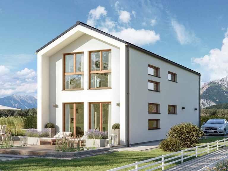 Einfamilienhaus Balance 131 V2 - Bien Zenker