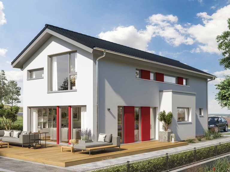 Einfamilienhaus Balance 145 V2 - Bien Zenker