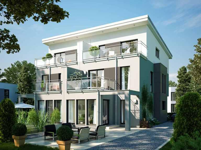 Doppelhaus CELEBRATION 114 V5 XL - Bien Zenker