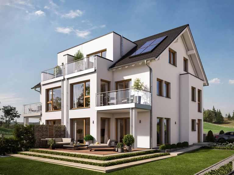 Doppelhaus CELEBRATION 122 V3 XL - Bien Zenker